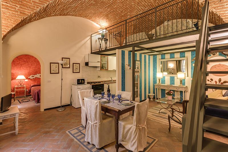 Apartment in Santo Spirito Florence