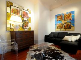 Students apartment Florence Italy